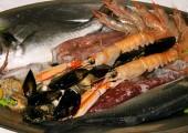 Fish plate »Posejdon«