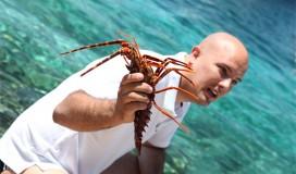 Restoran Posejdon - lobster